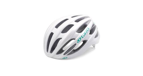 Giro Saga helm Dames wit
